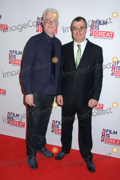 Neal Scanlan Photo - 26 February 2016 - West Hollywood California - Neal Scanlan Chris Corbould The Film is GREAT Reception Honoring British Nominees of the 88th Annual Academy Awards held at Fig  Olive Photo Credit Byron PurvisAdMedia
