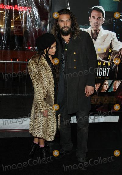 Lisa Bonet Photo - 9 January 2017 - Los Angeles California - Lisa Bonet and husband Jason Momoa Live By Night World Premiere held at the TCL Chinese Theatre Photo Credit AdMedia