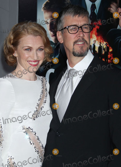 Alan Ruck Photo - 07 January 2013 - Hollywood California - Mireille Enos Alan Ruck Gangster Squad premiere at Graumans Chinese Theatre Photo Credit Russ ElliotAdMedia