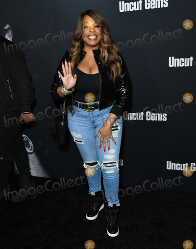 Niecy Nash Photo - 11 December 2019 - Hollywood California - Niecy Nash A24s Uncut Gems Los Angeles Premiere held at The Dome at Arclight Hollywood Photo Credit Birdie ThompsonAdMedia