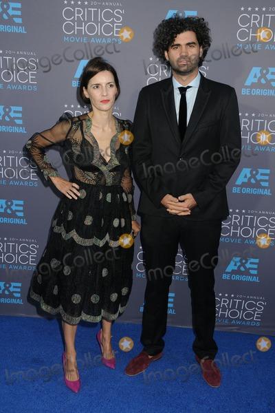 Armando Bo Photo - 15 January 2015 - Hollywood California - Armando Bo 20th Annual Critics Choice Movie Awards - Arrivals held the Hollywood Palladium Photo Credit Byron PurvisAdMedia