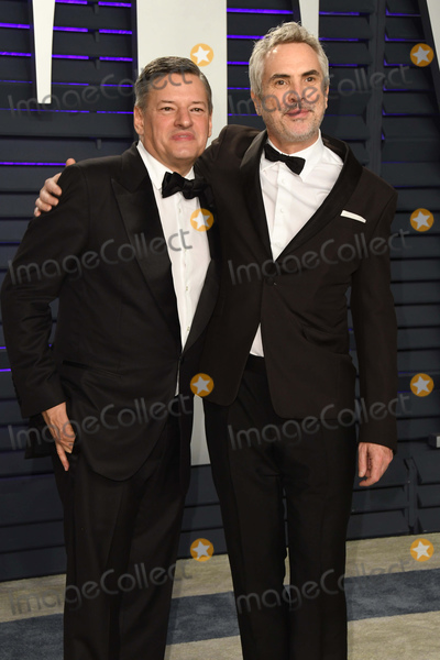 Alfonso Cuaron Photo - 24 February 2019 - Los Angeles California - Alfonso Cuaron Ted Sarandos 2019 Vanity Fair Oscar Party following the 91st Academy Awards held at the Wallis Annenberg Center for the Performing Arts Photo Credit Birdie ThompsonAdMedia