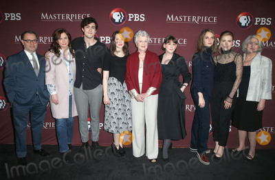 Annes Elwy Photo - 16 January 2018 - Pasadena California - Emily Watson Jonah Hauer-King Annes Elwy Angela Lansbury Maya Hawke Willa Fitzgerald Collin Callender Heidi Thomas Rebecca Eaton Masterpiece Little Women Photo Call held at the Langham Hotel Photo Credit F SadouAdMedia