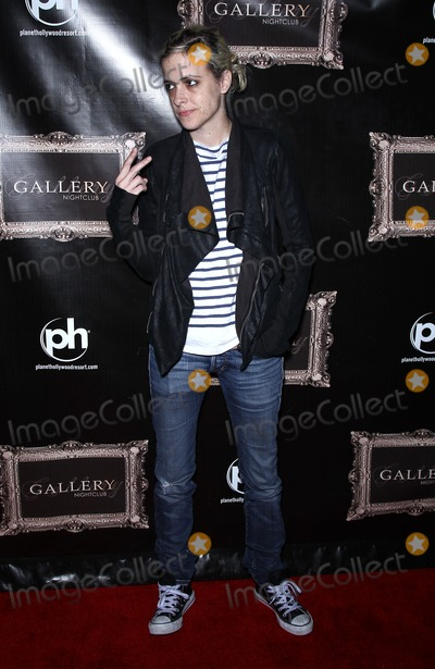 Angel Porrino Photo - 14 May 2011 - Las Vegas Nevada - Samantha Ronson Angel Porrino celebrates her 22nd birthday at Gallery Nightclub inside Planet Hollywood Resort and Casino  Photo Credit MJTAdMedia