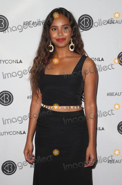 Alisha Boe Photo - 14 July 2018- Los Angeles California - Alisha Boe 5th Annual Beautycon Festival LA 2018 held at the Los Angeles Convention Center Photo Credit Faye SadouAdMedia