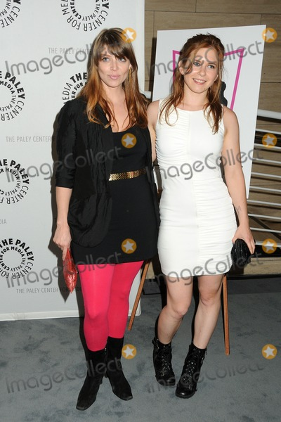 Amber Benson Photo - 13 August 2012 - Beverly Hills California - Amber Benson Magda Apanowicz Husbands Season Two Premiere Panel held at The Paley Center for Media Photo Credit Byron PurvisAdMedia