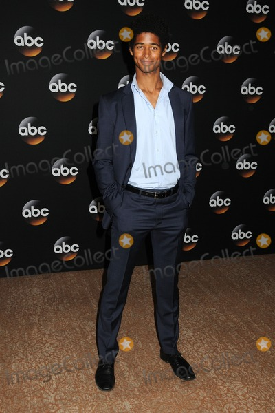 Alfred Enoch Photo - 15 July 2014 - Beverly Hills California - Alfred Enoch DisneyABC Television Group Summer Press Tour 2014 held at the Beverly Hilton Hotel Photo Credit Byron PurvisAdMedia
