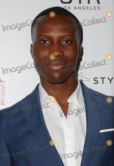 Amadou Ly Photo - 13 July 2015 - West Hollywood California - Amadou Ly Arrivals for the Pre-ESPY Kickoff Party held at STK Photo Credit Birdie ThompsonAdMedia