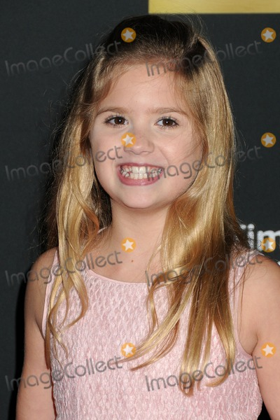 Kyla Kenedy Photo - 03 October 2013 - Universal City California - Kyla Kenedy The Walking Dead 4th Season Premiere held at the AMC Universal Citywalk Stadium 19 Theatre Photo Credit Byron PurvisAdMedia