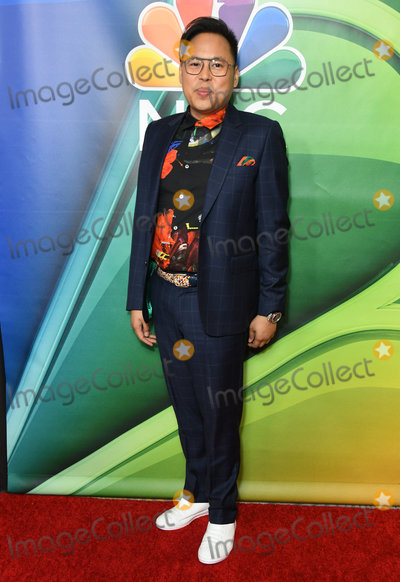 Nico Photo - 08 August 2019 - Beverly Hills California - Nico Santos 2019 NBC Summer Press Tour held at Beverly Hilton Hotel Photo Credit Birdie ThompsonAdMedia