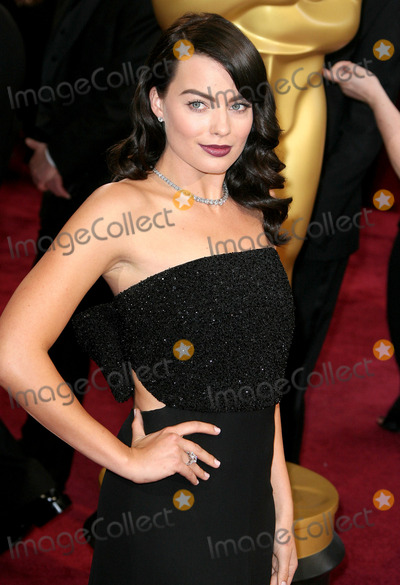 Margot Robbie Photo - 02 March 2014 - Hollywood California - Margot Robbie 86th Annual Academy Awards held at the Dolby Theatre at Hollywood  Highland Center Photo Credit AdMedia
