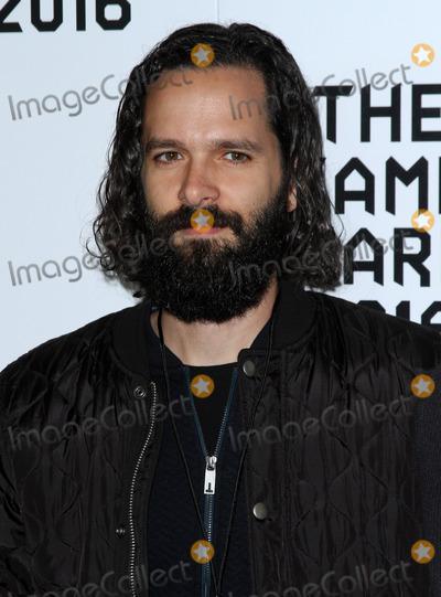 Neil Druckmann Photo - 1 December 2016 - Los Angeles California - Neil Druckmann The Game Awards 2016 held at the Microsoft Theatre Photo Credit AdMedia