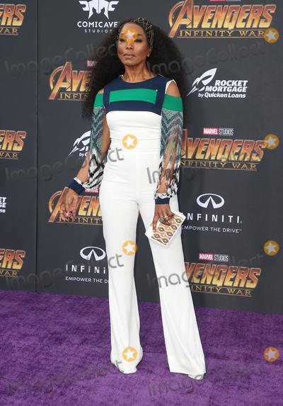 Angela Bassett Photo - 23 April 2018 - Hollywood California - Angela Bassett Disney and Marvels Avengers Infinity War Los Angeles Premiere held at Dolby Theater Photo Credit F SadouAdMedia