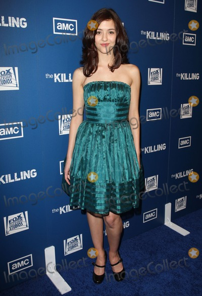 Katie Findlay Photo - 21  March 2011 - Los Angeles California - Katie Findlay Premiere Of AMCs Series The Killinge Held At The Harmony Gold Theatre Photo Kevan BrooksAdMedia