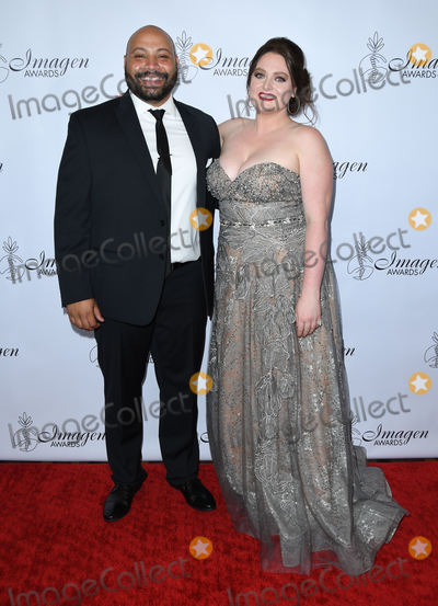 ASH Photo - 25 August 2018 - Los Angeles California - Colton Dunn Laura Ash  33rd Annual Images Awards held at JW Marriot Los Angeles at LA Live Photo Credit Birdie ThompsonAdMedia
