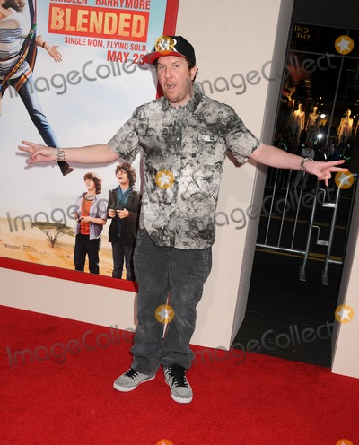 Nick Swardson Photo - 21 May 2014 - Hollywood California - Nick Swardson Blended Los Angeles Premiere held at the TCL Chinese Theatre Photo Credit Byron PurvisAdMedia