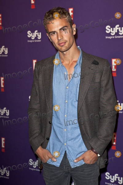 Theo James Photo - 23 July 2011 - San Diego California - Theo James SyFy and E Comic-Con Party held at Hotel Solamar Photo Credit Emiley SchweichAdMedia
