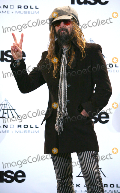 Paul Zimmerman Photo - 14 March 2011 - New York NY - Rob Zombie  The press room at the 26th annual Rock and Roll Hall of Fame Induction Ceremony at The Waldorf-Astoria on March 14 2011 in New York City Photo Paul ZimmermanAdMedia