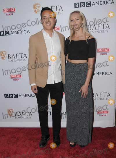 Alan Yang Photo - 15 September  2017 - Beverly Hills California - Alan Yang 2017 BAFTA Los Angeles BBC America TV Tea Party  held at The Beverly Hilton Hotel in Beverly Hills Photo Credit Birdie ThompsonAdMedia