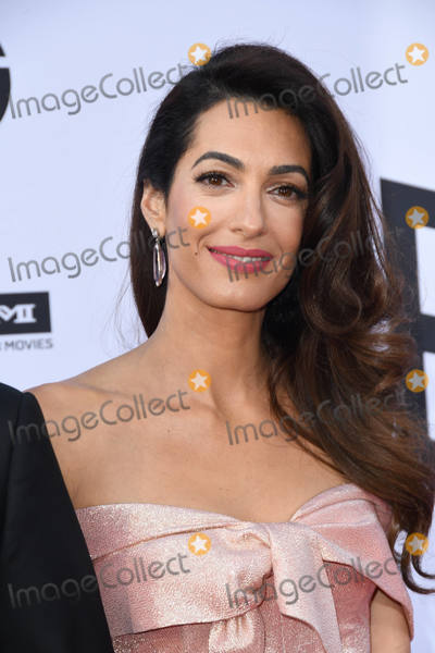 Amal Clooney Photo - 07 June 2018 - Hollywood California - Amal Clooney American Film Institute s 46th Life Achievement Award Gala Tribute to George Clooney held at Dolby Theater Photo Credit Birdie ThompsonAdMedia