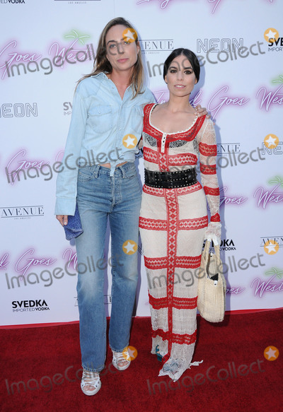 Ally Hilfiger Photo - 27 July 2017 - Hollywood California - Adelaide Bourbon Ally Hilfiger Ingrid Goes West LA Premiere presented by SVEDKA held at ArcLight Hollywood in Hollywood Photo Credit Birdie ThompsonAdMedia