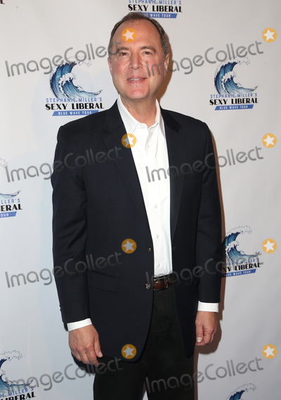 Stephanie Miller Photo - 03 November 2018 - Beverly Hills California - Congressman Adam Schiff Stephanie Millers Sexy Liberal Blue Wave Tour held at The Saban Theatre Photo Credit Faye SadouAdMedia