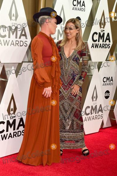 Sheryl Crow Photo - 13 November 2019 - Nashville Tennessee - Pnk Pink Sheryl Crow 53rd Annual CMA Awards Country Musics Biggest Night held at Music City Center Photo Credit Laura FarrAdMedia