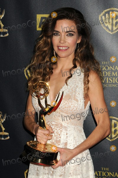 Amelia Heinle Photo - 26 April 2015 - Burbank California - Amelia Heinle The 42nd Annual Daytime Emmy Awards - Press Room held at Warner Bros Studios Photo Credit Byron PurvisAdMedia