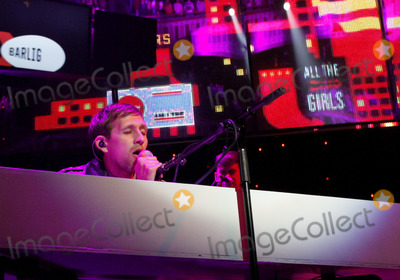 Andrew Dost Photo - February 15 2013 - Atlanta GA - Grammy-winning band FUN made a stop on their tour at The Tabernacle in Atlanta GA where they performed for a sold-out crowd They kept the energy high as they sang their Grammy song of the year We Are Young along with other well-known hits Some Nights and Carry On Photo credit Dan HarrAdMedia