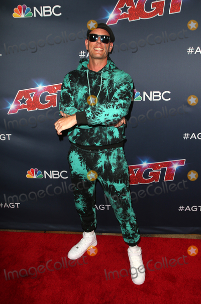 Alex Dowis Photo - 10 September 2019 - Hollywood California - Alex Dowis Americas Got Talent Season 14 Live Show Red Carpet held at Dolby Theatre Photo Credit FSadouAdMedia