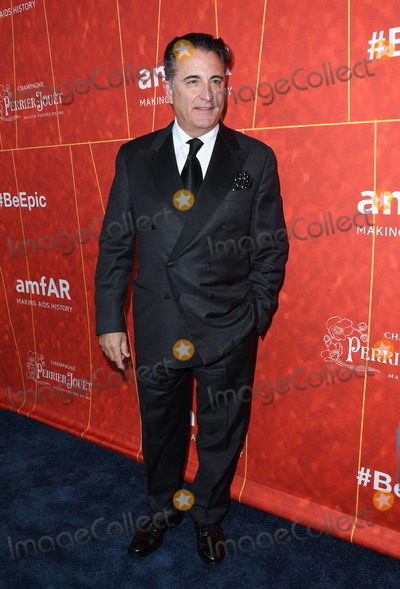 Andy Garcia Photo - 18 October 2018 - Beverly Hills California - Andy Garcia 2018 amfAR Gala Los Angeles held at Wallis Annenberg Center for Performing Arts Photo Credit Birdie ThompsonAdMedia