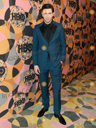 Nicholas Braun Photo - 05 January 2020 - Beverly Hills California - Nicholas Braun 2020 HBO Golden Globe Awards After Party held at Circa 55 Restaurant in the Beverly Hilton Hotel Photo Credit Billy BennightAdMedia