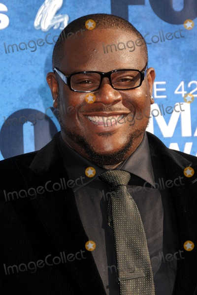 Abraham McDonald Photo - 4 March 2011 - Los Angeles California - Abraham McDonald 42nd Annual NAACP Image Awards - Arrivals held at the Shrine Auditorium Photo Byron PurvisAdMedia