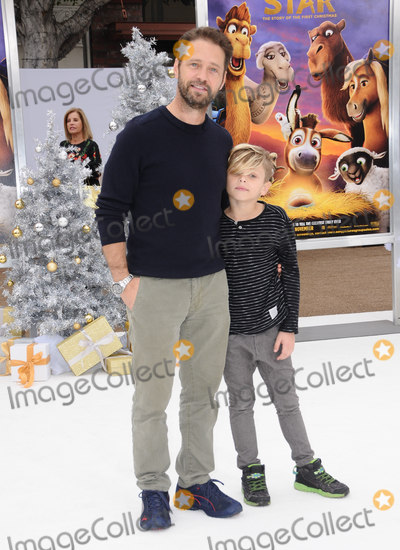 Jason Priestley Photo - 12 November  2017 - Westwood California - Jason Priestley Star Los Angeles Premiere held at The Regency Village Theater in Westwood Photo Credit Birdie ThompsonAdMedia