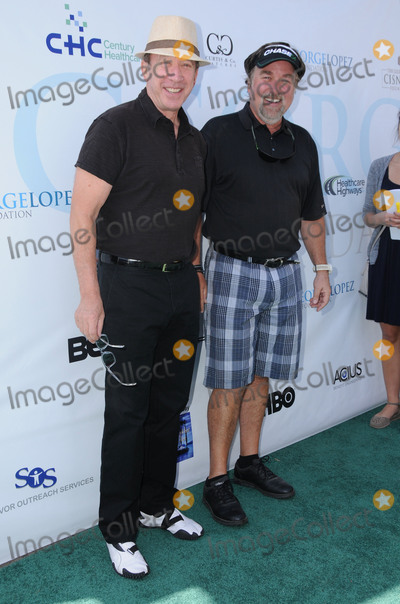 Richard Karn Photo - 02 May 2016 - Burbank California - Tim Allen Richard Karn Arrivals for the 9th Annual George Lopez Celebrity Golf Classic to benefit the George Lopez Foundation held at the Lakeside Golf Club Photo Credit Birdie ThompsonAdMedia