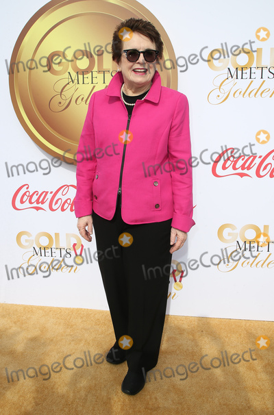 Billie Jean King Photo - 06 January 2018 - West Hollywood California - Billie Jean King 5th Anniversary Gold Meets Golden event held at The House on Sunset 2018 Gold Meet Golden is a Hollywood Send-Off to the athletes competing in the upcoming PyeongChang Winter Games with a special focus on Empowering Women in Hollywood  Sport Photo Credit F SadouAdMedia