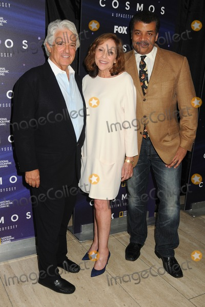 Ann Druyan Photo - 3 August 2014 - Beverly Hills California - Mitchell Cannold Ann Druyan Neil DeGrasse Tyson Cosmos A Spacetime Odyssey Screening and QA Panel held at The Paley Center For Media Photo Credit Byron PurvisAdMedia