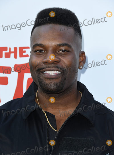 Amine Photo - 15 August 2018 - Hollywood California - Amin Joseph Netflixs After Party Los Angeles Premiere held at Arclight Hollywood  Photo Credit Birdie ThompsonAdMedia
