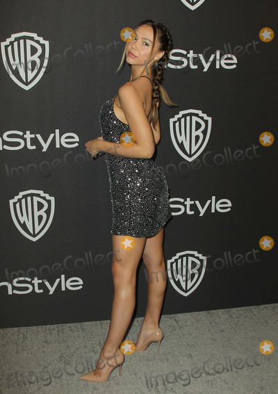 Alexis Ren Photo - 06 January 2019 - Beverly Hills  California - Alexis Ren 2019 InStyle and Warner Bros 76th Annual Golden Globe Awards After Party held at The Beverly Hilton Hotel Photo Credit AdMedia