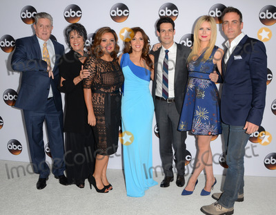 Andrew Leeds Photo - 14 January 2015 - Pasadena California - Sam McMurray Terri Hoyos Cristela Alonzo Maria Canals-Barrera Andrew Leeds Justine Lupe Carlos Ponce ABC 2015 TCA Winter Press Tour held at The Langham Huntington Hotel in Pasadena Ca Photo Credit Birdie ThompsonAdMedia