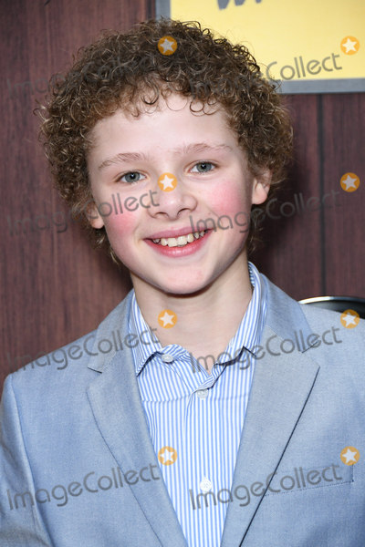 Aidan Wojtak-Hissong Photo - 25 February 2020 - West Hollywood California - Aidan Wojtak-Hissong Netflixs Im Not Okay With That Los Angeles Premiere held at The London West Hollywood Photo Credit Birdie ThompsonAdMedia