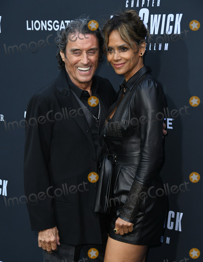 Halle Berry Photo - 15 May 2019 - Hollywood California - Ian McShane Halle Berry John Wick Chapter 3 - Parabellum Special Screening Los Angeles held at the TCL Chinese Theatre Photo Credit Birdie ThompsonAdMedia
