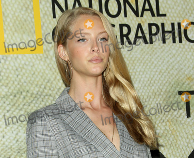 Abby Champion Photo - 30 October 2017 - Los Angeles California - Abby Champion National Geographics The Long Road Home Premiere held at Royce Hall in UCLA in Los Angeles Photo Credit AdMedia