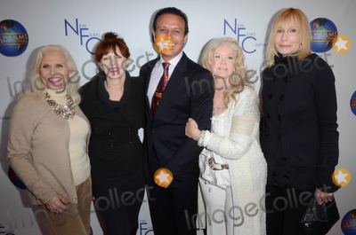 Maggie Blye Photo - 13 December 2012 - Los Angeles California - Maggie Blye Frances Fisher Nesim Hason Connie Stevens Sally Kellerman Connie Stevens directorial debut Premiere of Saving Grace B Jones held at the ICM Screening Room Photo Credit Tonya WiseAdMedia