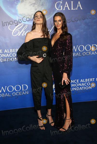 Anna Avila Photo - 6 February 2020 - Beverly Hills California - Carolina Thaler Anna Avila 2020 Hollywood for the Global Ocean Gala held at Palazzo di Amore Photo Credit FSAdMedia