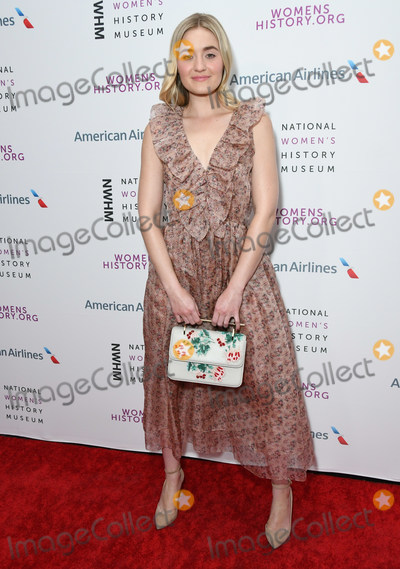 AJ Michalka Photo - 08 March 2020 - Los Angeles California - AJ Michalka The National Womens History Museums 8th Annual Women Making History Awards held at Skirball Cultural Center Photo Credit Birdie ThompsonAdMedia
