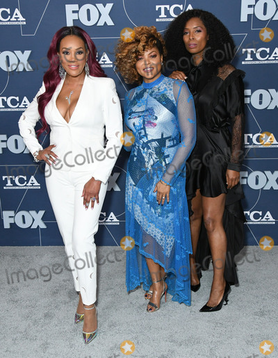 Taraji P Henson Photo - 07 January 2020 - Pasadena California - Vivica A Fox Taraji P Henson Tasha Smith FOX Winter TCA 2020 All Star Party held at Langham Huntington Hotel Photo Credit Birdie ThompsonAdMedia