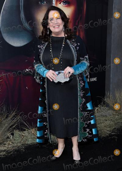 Ann Dowd Photo - 19 April 2018 -  Hollywood California - Ann Dowd HULUs The Handmaids Tale Season 2 Premiere held at TCL Chinese Theatre Photo Credit Birdie ThompsonAdMedia
