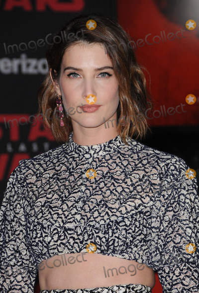 Colbie Smulders Photo - 09 December  2017 - Los Angeles California - Colbie Smulders Premiere Of Disney Pictures And Lucasfilms Star Wars The Last Jedi held at The Shrine Auditorium  in Los Angeles Photo Credit Birdie ThompsonAdMedia