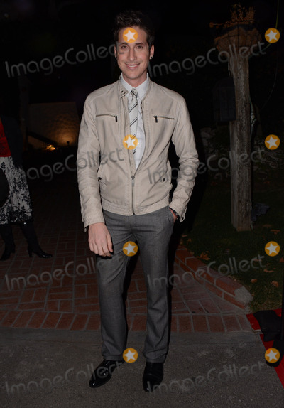 Sue Wong Photo - 21 January  - Van Nuys Ca - Anthony Pazos Arrivals for Sue Wong showcasing a private fashion installation held at the 94th Aero Squadron Restaurant  Photo Credit Birdie ThompsonAdMedia